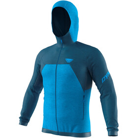 Dynafit Tour Wool Thermal Hoody Heren, petrol